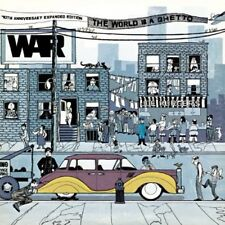 World Is A Ghetto - War (2012, CD NIEUW) Expanded ED.