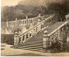 Angleterre, Derbyshire, Haddon Hall Vintage albumen print Tirage albuminé