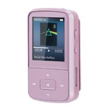Agptek G05- mini clip reproductor de MP3 8 GB TFT pantalla 1.5 pulgadas con Radi