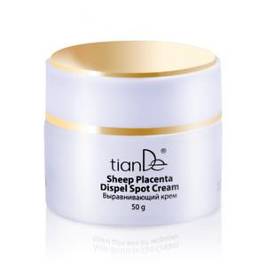 TianDe Sheep Placenta Spot Removing Face Acne Scars Cream 50g