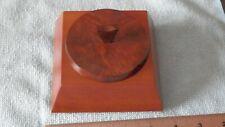 Craftsman Wood Jewelry box-small