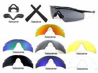 Galaxy Replacement Lenses For Oakley M Frame 2.0 Strike Sunglasses Multi-Color