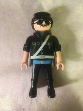 Geobra Playmobil Police Sheriff Sunglasses Mustache 1992