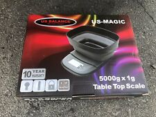 Table Top Scale Us Balance 5000g x 1g