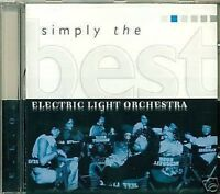 ELECTRIC LIGHT ORCHESTRA SIMPLY THE BEST CD NUEVO D900