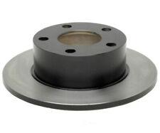 Disc Brake Rotor-FWD Rear Parts Plus P96423