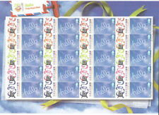 The 2004 Smilers Sheets Year Set Of 5 Sheets. Perfect Unfolded Mnh. Ls17 to Ls21