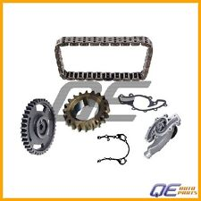 Timing Chain Kit Gears Water Pump Gasket Land Rover Discovery II Series 96-04
