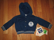 Vtg Dallas Cowboys Full Zip Sweatshirt Jacket Patch (0-6 Months)    9acc3371a