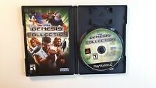 Sega Genesis Collection / 28 Classics Games - Ps2 ( Playstation 2 ) Complete !