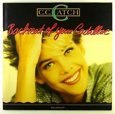 """12"""" Maxi - C.C. Catch - Backseat Of Your Cadillac - D734 - cleaned"""