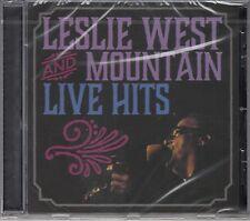 Leslie West & Mountain -  Live Hits, CD Neu