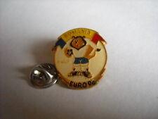 a2 ROMANIA uefa euro cup england 1996 spilla football calcio pins 96