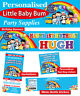 Personalised Little Baby Bum Birthday Party Banner Decorations