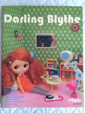 """The fan book of the doll:""""Darling Blythe"""" fashion doll Used"""