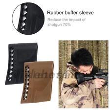 Rubber Shoulder Slip-On Recoil Pad for Rifle Shotgun Buttstock Protect Black US