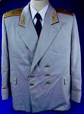 Vintage Soviet Russian Russia Ussr General Tunic Uniform Jacket 1