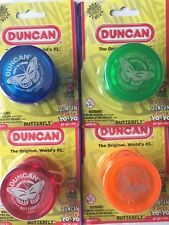 Duncan The Original Butterfly Classic YoYo Pick one from four different colors