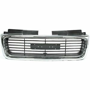 NEW Grille For 1998-2004 GMC Sonoma 1998-2005 S15 Jimmy GM1200422 SHIPS TODAY