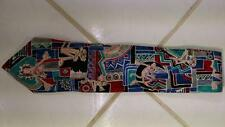 1993 The Pink Panther TIE ~ Love Cat ~ Geometric