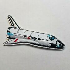 NASA Shuttle Patch 3 1/2 inches wide