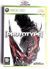 Prototype Xbox 360 Nuevo Precintado Videogame Retro Sealed Brand New PAL/SPA