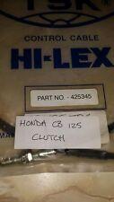 Honda CB125 clutch cable