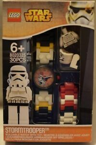 lego 8020325 star wars buildable watch with stormtrooper minifigure