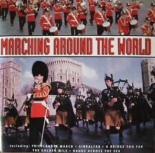 Various Artists-Marching Around the World CD