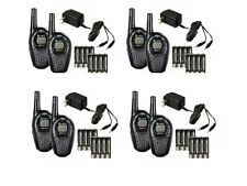 Cobra CXT235 MicroTalk 20 Mi FRS/GMRS 22 Channel 2 Way Walkie Talkie (8 Radios)