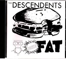 DESCENDENTS - Bonus Fat - 8-Track CD **RARE**