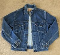 Levi's Vintage Denim Jacket Size 36R