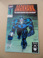Darkhawk #2 NM 1991 Stock Image