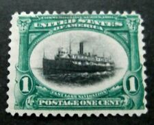 Us-1901-1c American Expo-Mh Good gum