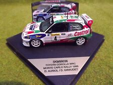 Skid 1/43  Diecast Model SKM99036 TOYOTA CORLLA WRC D.AURIOL MONTECARLO1999