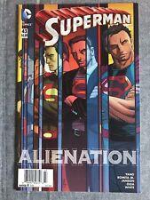 Superman 43 DC Comics NEW 52 NEWSSTAND NM Condition