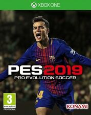 Pro Evolution Soccer 2019 (PES 2019) Xbox One *PRE-ORDER ITEM* Release: 30/08/18