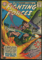 Our Fighting Forces #79 Very Good Kubert Silver Age DC Comics 1965 SA