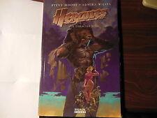 Hercules The Thracian Wars by Steve Moore 9780980233599 Radical Books