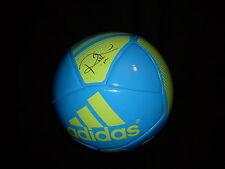 LA Galaxy Robbie Rogers signed Adidas soccer ball