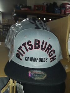 Pittsburgh Crawfords snapback