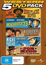 High Plains Drifter Rooster Cogburn Joe Kidd Winchester DVD R4