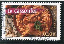 TIMBRE FRANCE OBLITERE N° 3567 LE CASSOULET / PHOTO NON CONTRACTUELLE