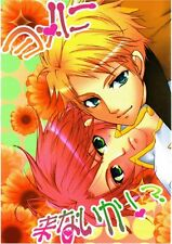 Tales of the Abyss doujinshi Guy x Luke Be My Bride? Chikilarz 58p