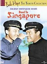 Road to Singapore (DVD, 2002) *Brand New (shrink wrap in torn)* *Free Shipping*