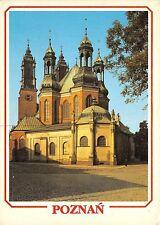 B45902 Poznan Bazylika Archikatedralna   poland