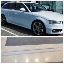 Seitenschweller für Audi A6 4G ABE Seitenleisten S Line Schweller side kits