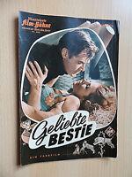 IFB Nr. 4680 geliebte Bestie Illustrierte Film Bühne sehr gut