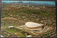 Phoenix Postcard 1971 Veterans Memorial Coliseum  Arizona (d209Glm)