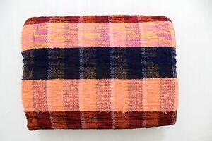 Indian High Quality Hand Woven Chindi Rag Rug Handmade Floor Carpet Hippy Mat